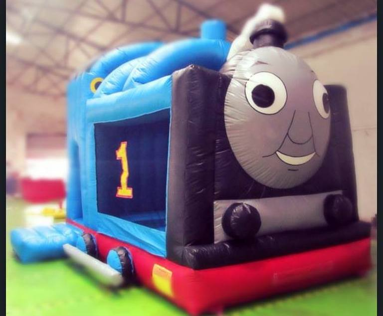 Thomas the Tank Jumping Castle
